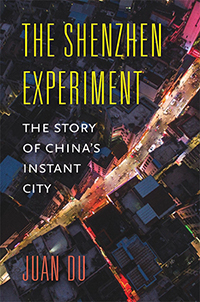 The Shenzhen Experiment book cover.