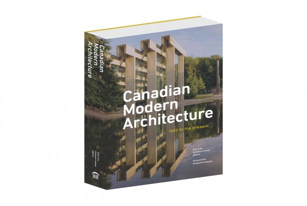 Canadian Modern Architecture Cover
