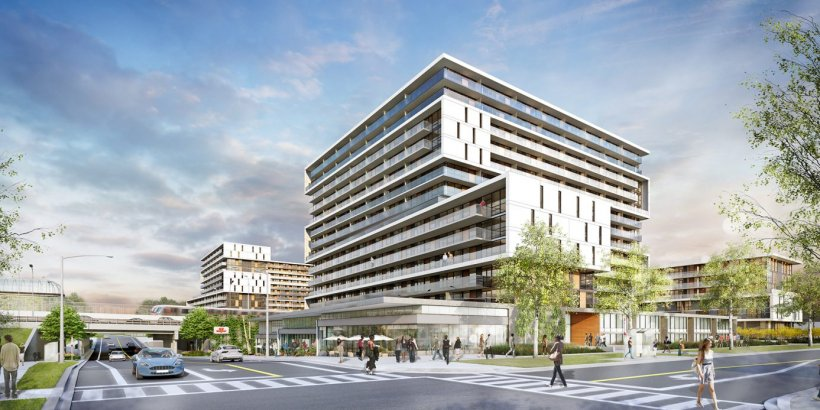 Lawrence heights project by KPMB