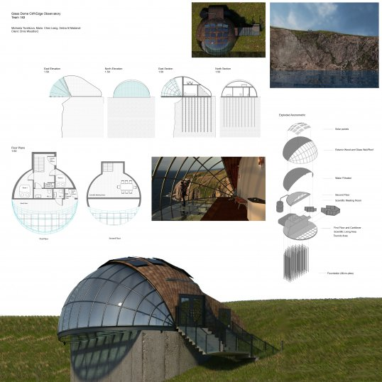 student work from design + engineering