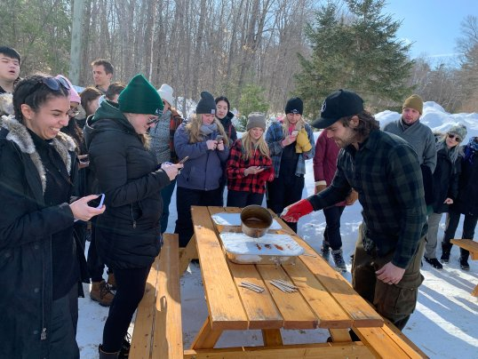Forestry Winter Tour