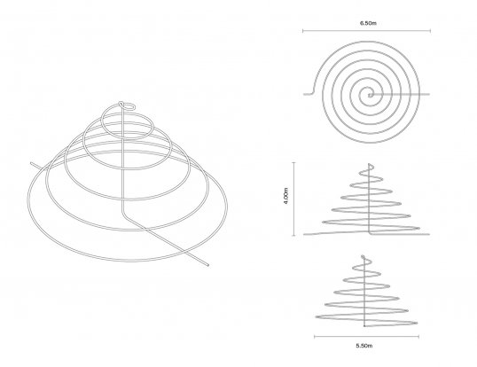Play structures made out of
