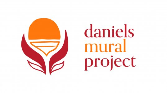 Daniels Mural Project graphic by Mariah Meawasige