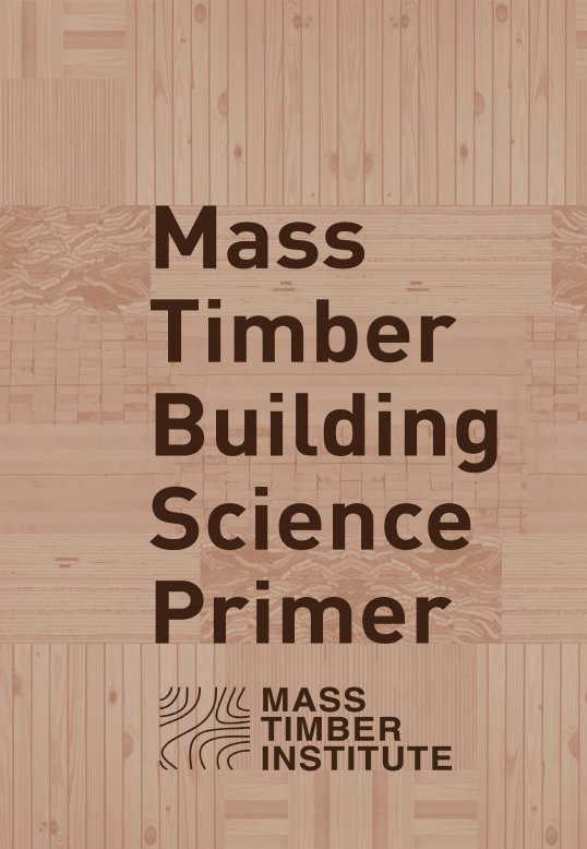 Mass Timber Primer cover page