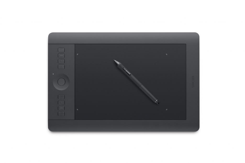 Intuos Touch Tablet & Pen